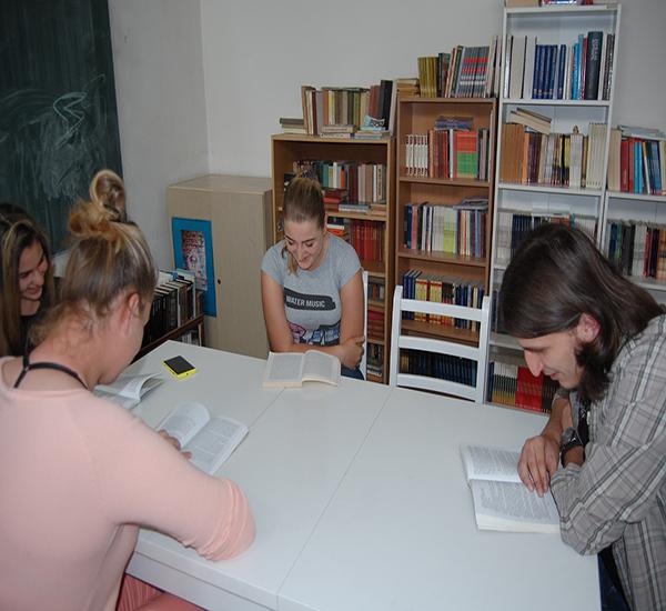 Savjeti o bibliotekama